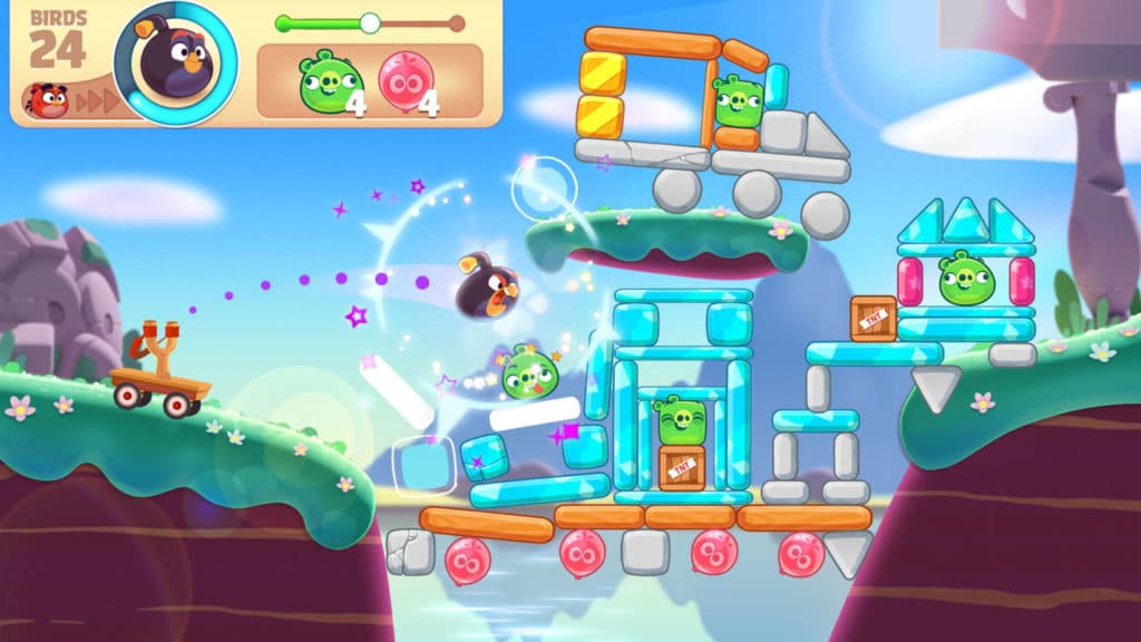 Angry Birds Journey has launched a phased launch in select territories (including US and Canada)