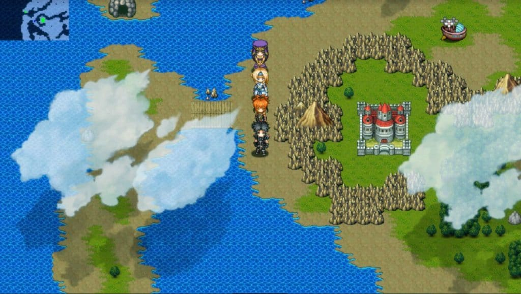 Asdivine Saga is Kemco's latest fantasy RPG, available now on Android
