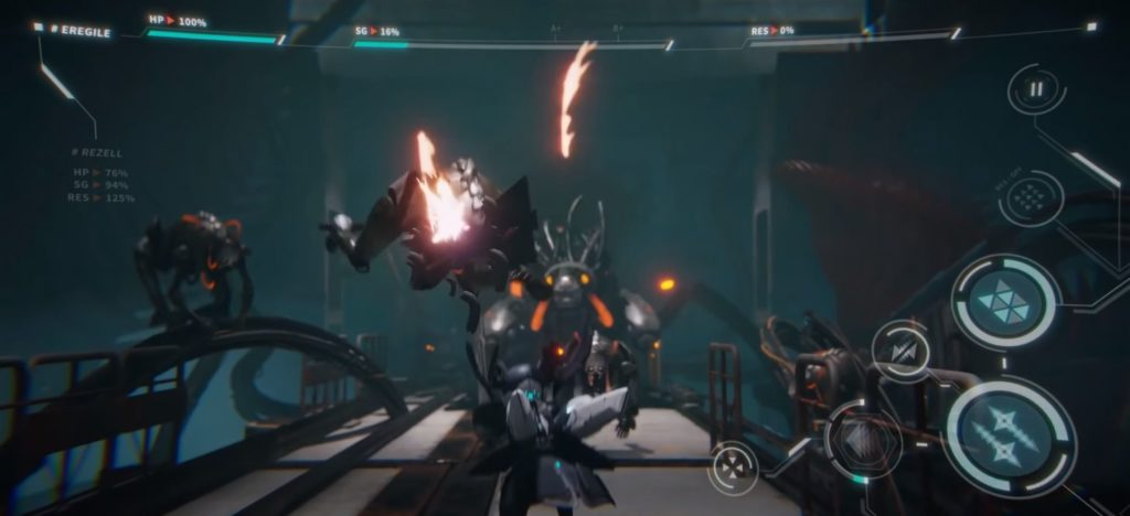 Check out the concept video for Binary Gods, Rayark's next game