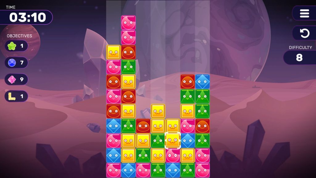 Flipon, the colorful PC and Switch Puzzler, is coming to the Google Play Store