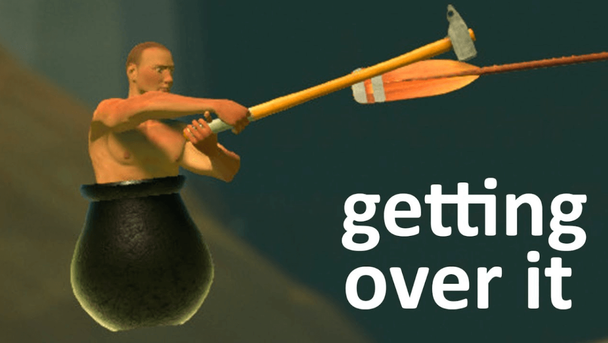 Getting over it mod apk and mod ipa