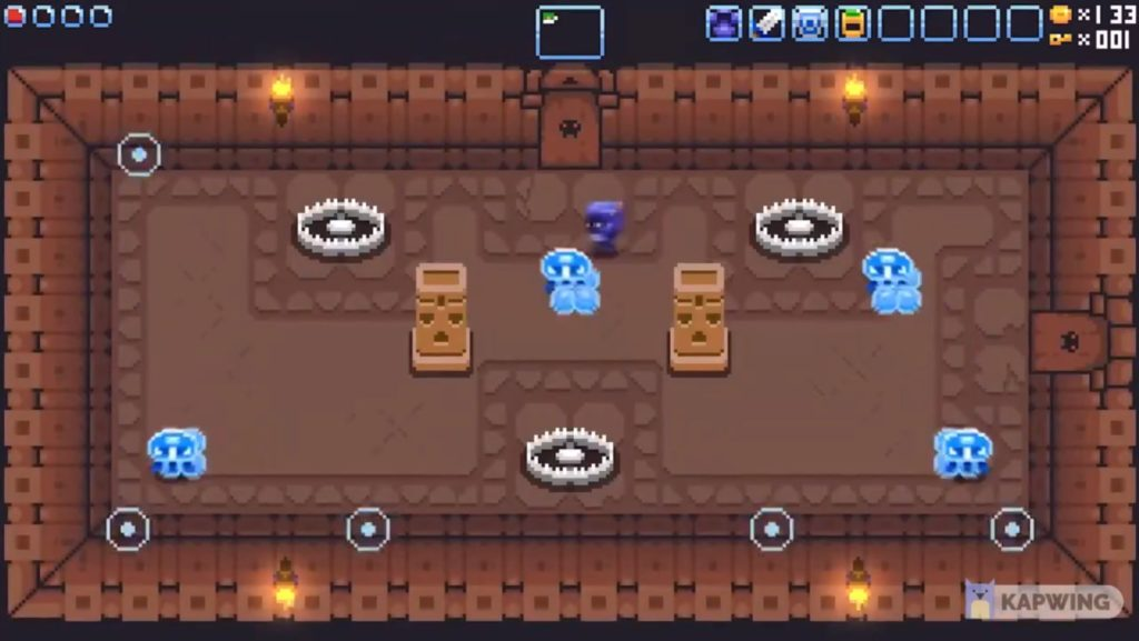 Knightin +, the 'Zelda-lite' adventure, arrives on mobile via publisher Crescent Moon Games