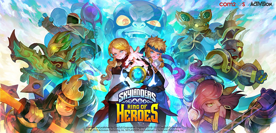 Skylanders Ring of Heroes Latest Update Adds New Battle Mode, Sky Tower Arena & More
