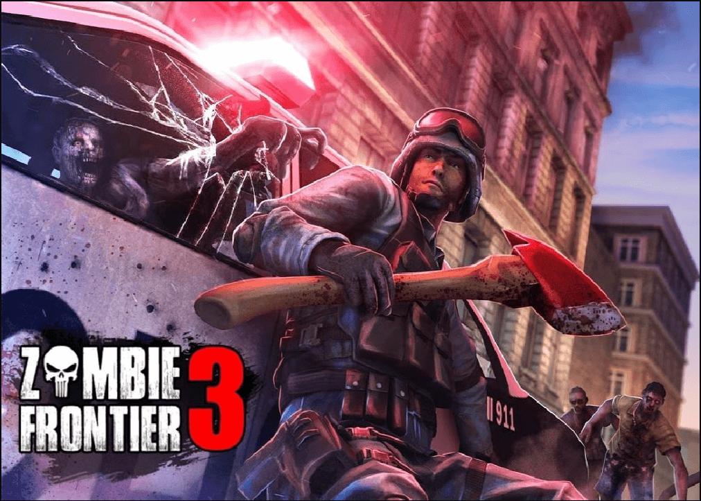 Zombie Frontier 3: Sniper FPS Mod Apk & Mod Ipa