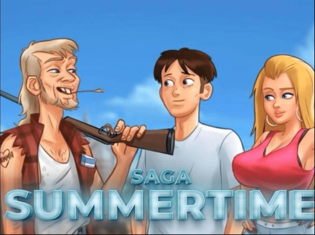 summertime saga mod apk & mod ipa