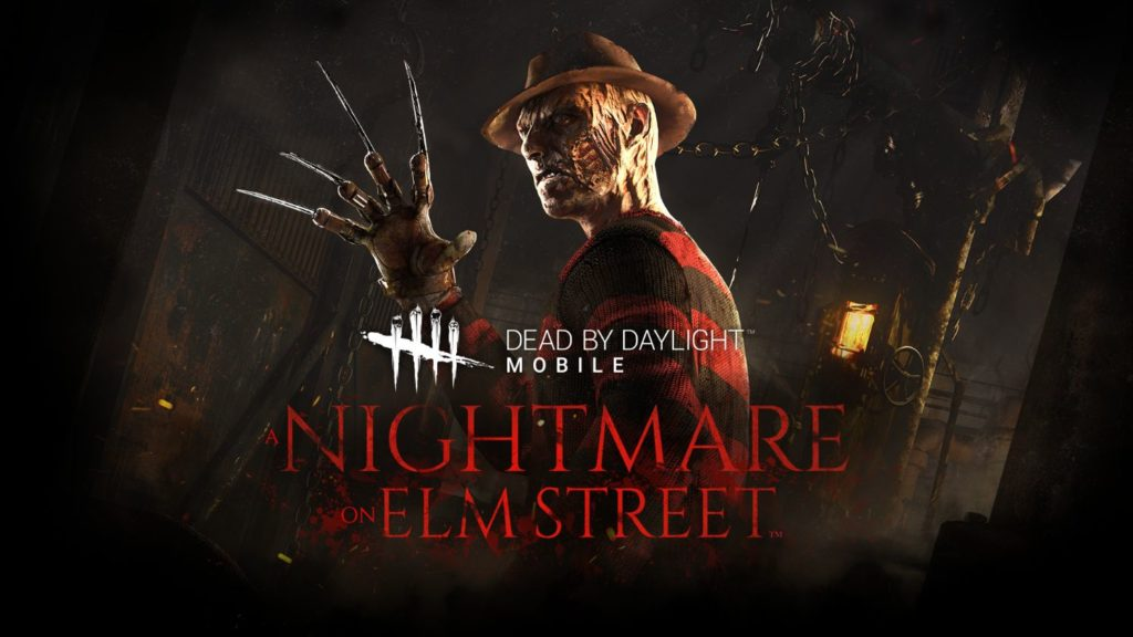 Freddy Krueger died by Daylight Mobile