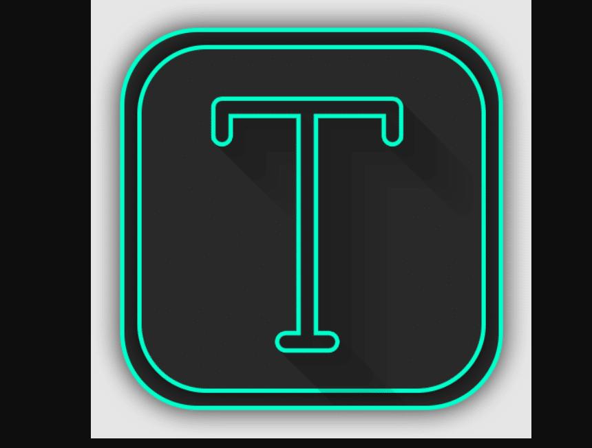 Typorama The Text Editor