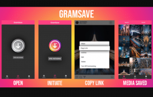 GramSave For Instagram Apk