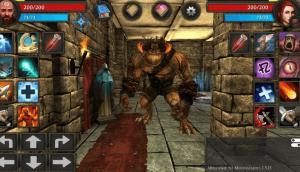 Moonshades: a dungeon crawler Apk