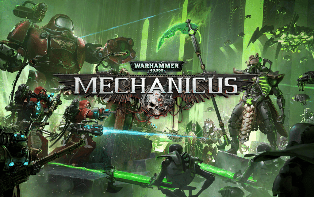 Warhammer 40,000: Mechanicus, the Acclaimed PC and Console Strategy Game, Comes to Mobile in April