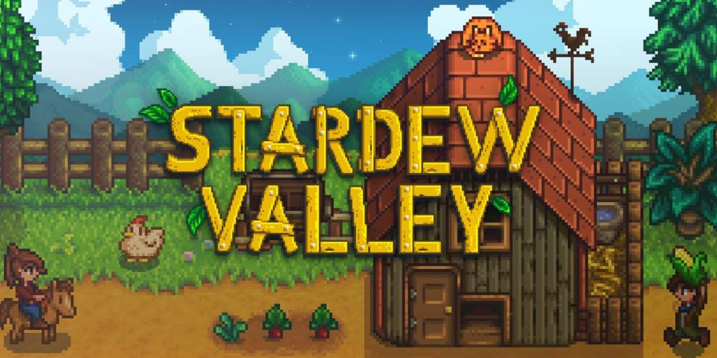 """ConcernedApe celebrates 5 years of Stardew Valley with """"Snowball Fight"""" by Thank Yous"""