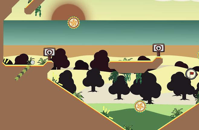 Dinkigolf is a surreal mini-golf game with many courses, available now on Android