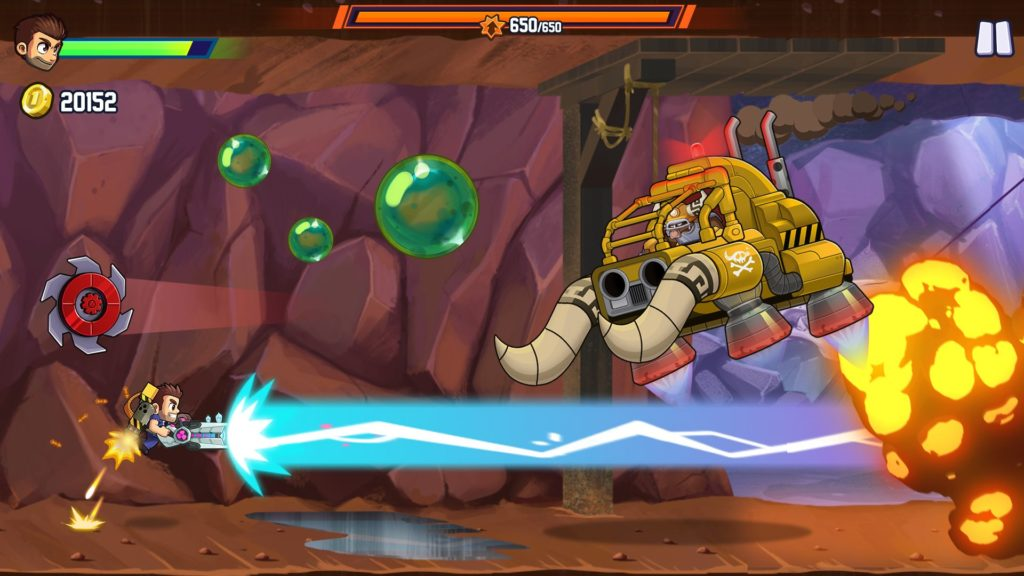 Jetpack Joyride 2: Bullet Rush is currently available in Canada, New Zealand and Australia