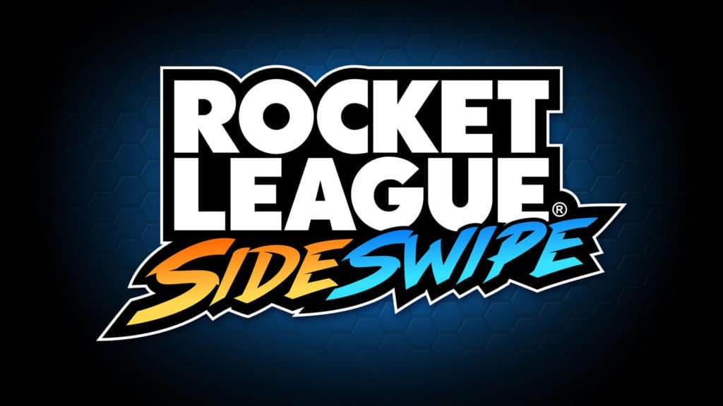 Rumor confirmed! Rocket League Sideswipe is a Mobile Rocket League spin-off, available on Android this year