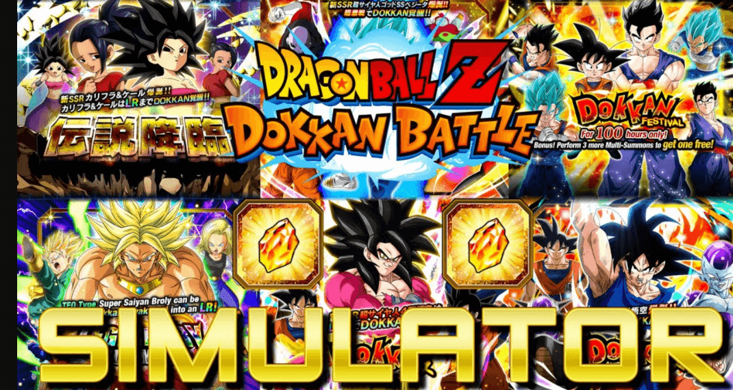 Dokkan Battle Simulator