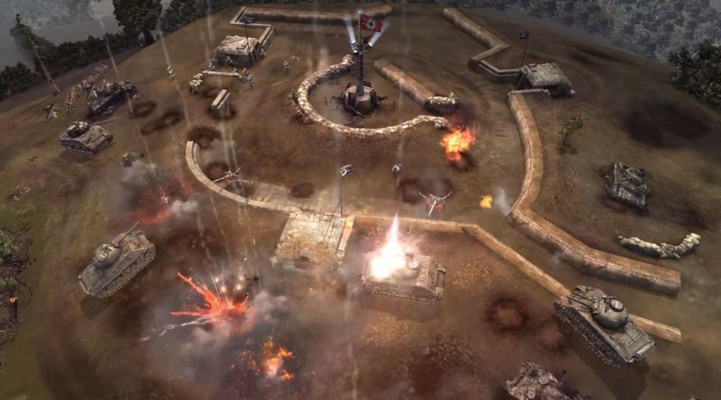 The Company of Heroes: Opposite Fronts Expansion Has Android Release Date