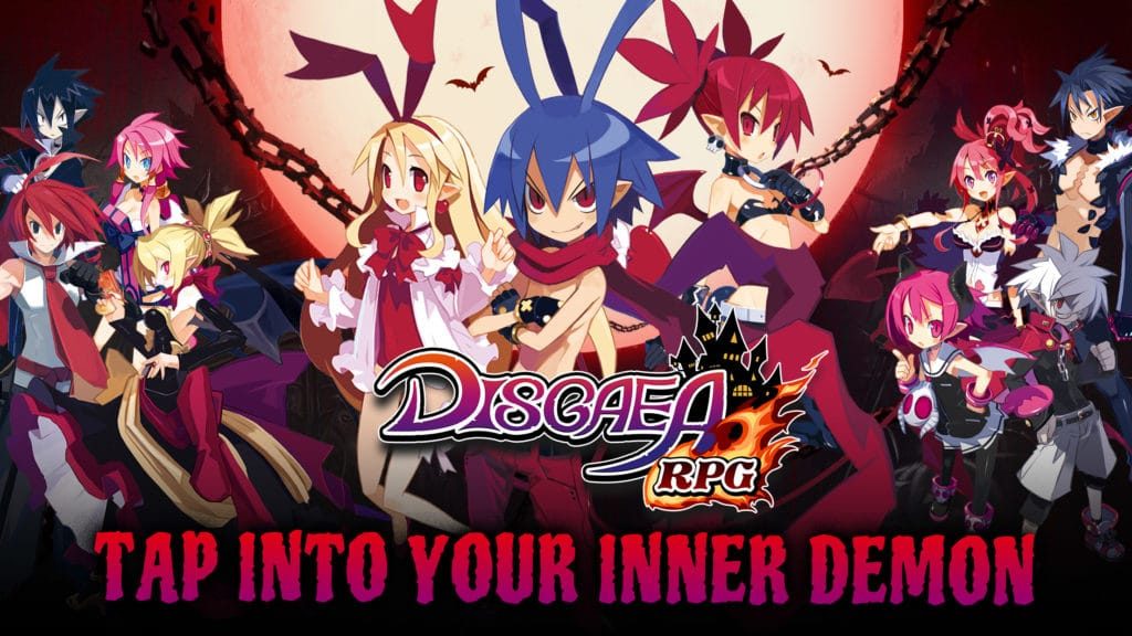 Disgaea RPG coming to Android next week