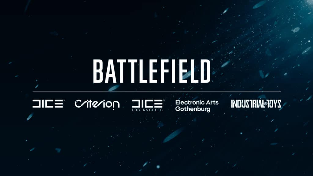 EA Industrial Toys subsidiary is working on Battlefield Mobile, coming next year