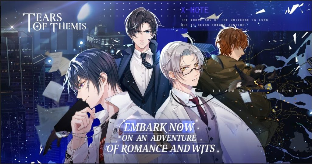 Genshin's upcoming game Impact Developer miHoYo is a romantic sleuth title called Tears of Themis
