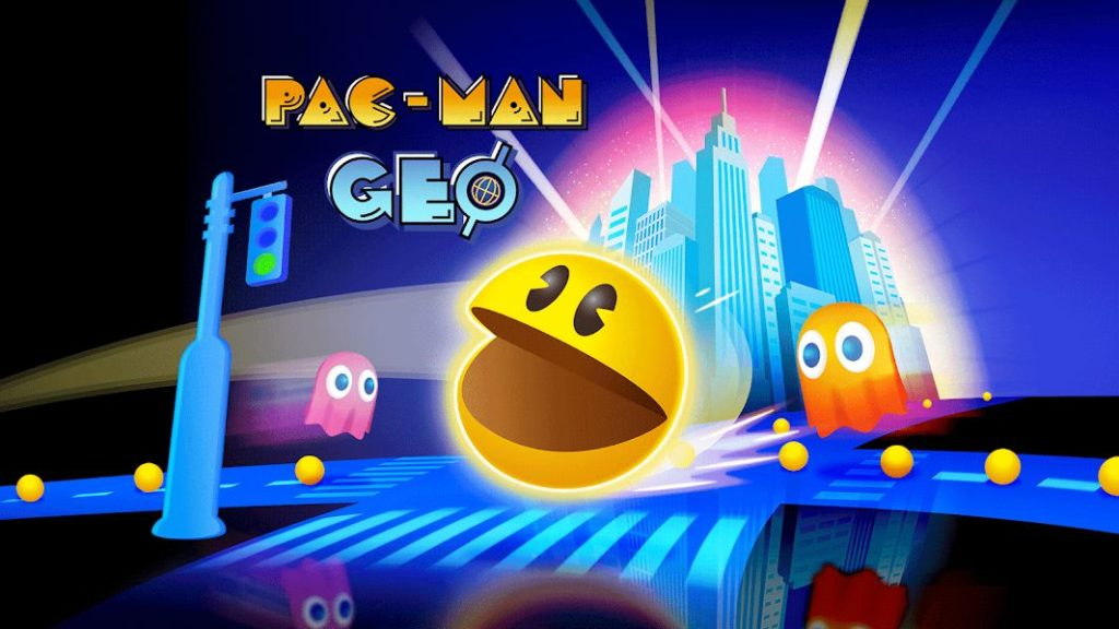 PAC-MAN GEO 2.0 Update Adds New Skills and Round-the-World Mode
