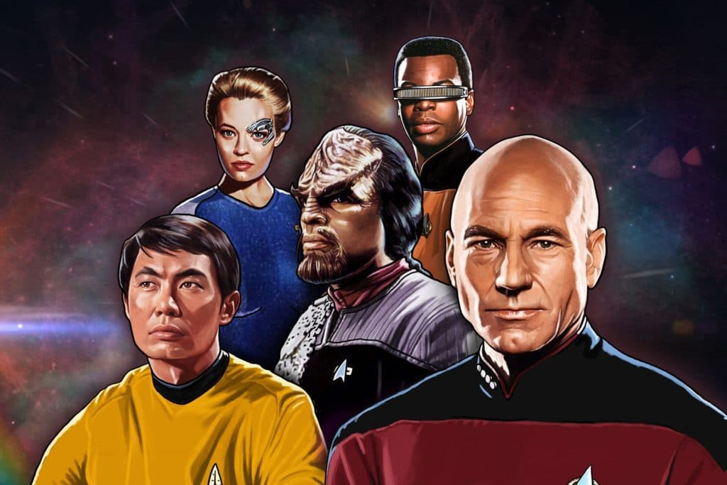 Star Trek Calendar to Celebrate First Contact Day with a Limited Time Gift