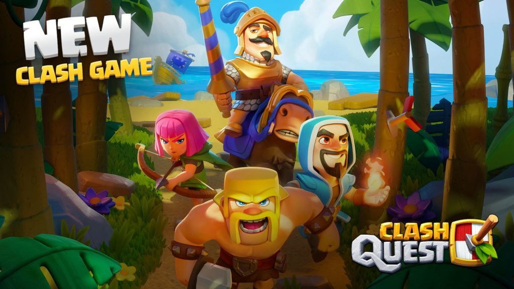 Supercell's Clash Quest launched smoothly in Scandinavia