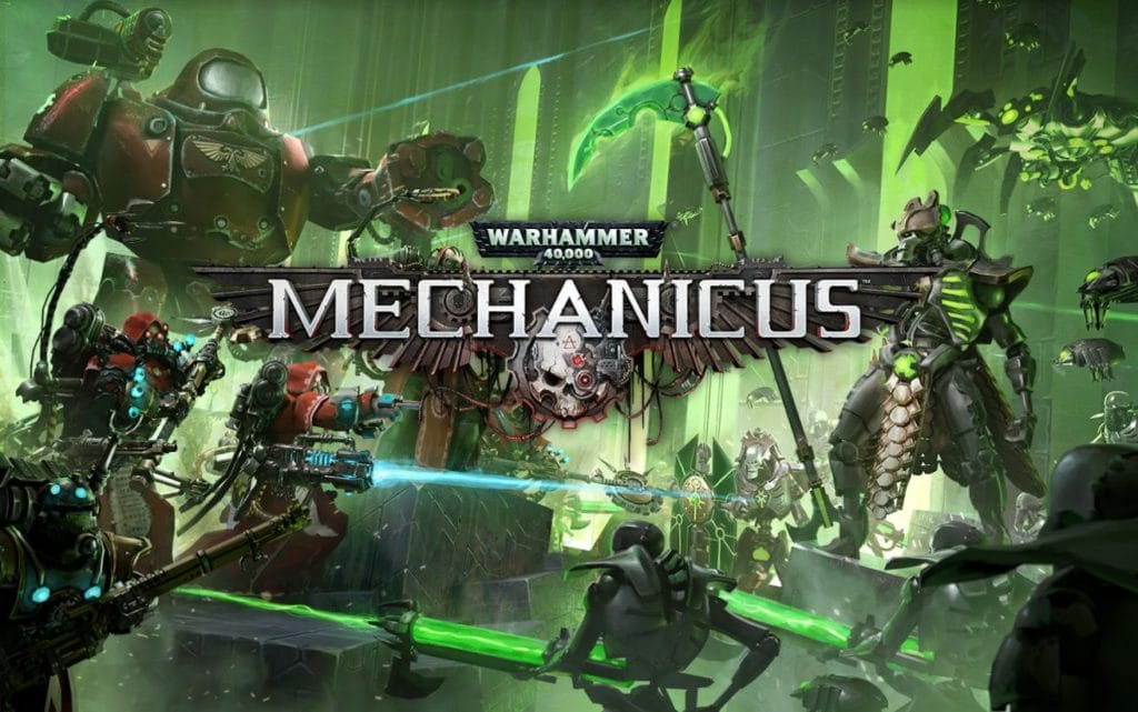 Warhammer 40,000: Mechanicus is now available on Android - but only on tablets