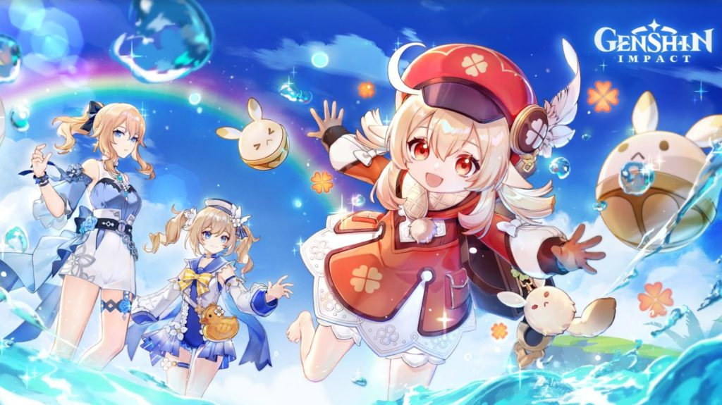 Genshin Impact update 1.6 coming June 9