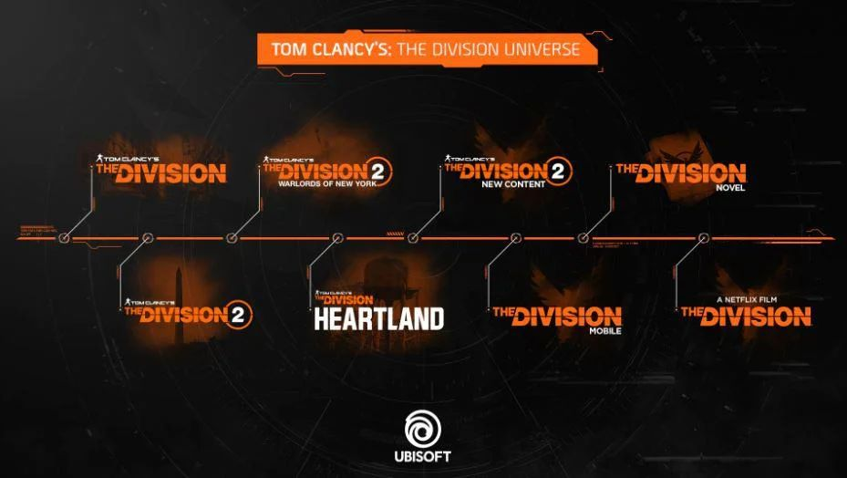 Tom Clancy's The Division is coming to mobile