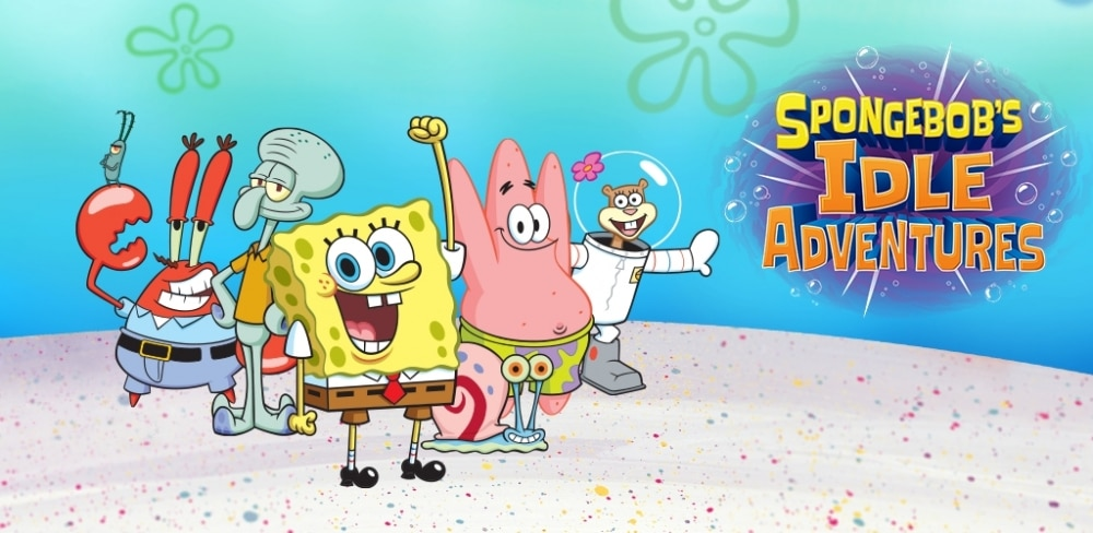 Another new SpongeBob Squarepants game is coming to Android