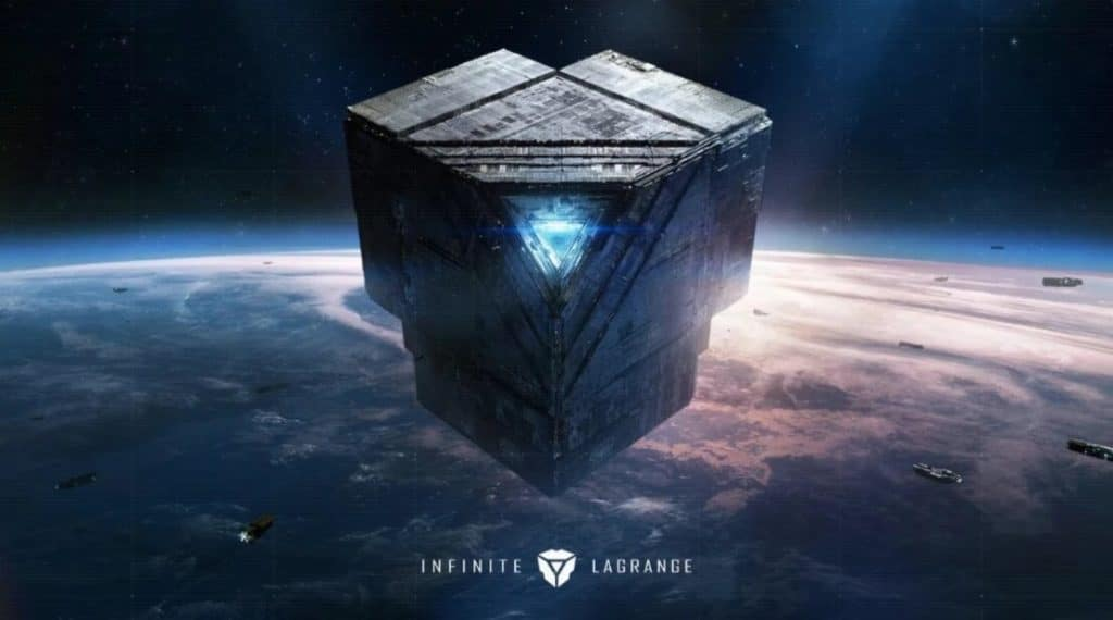 Epic Space-sim Infinite Lagrange is now available on the Play Store