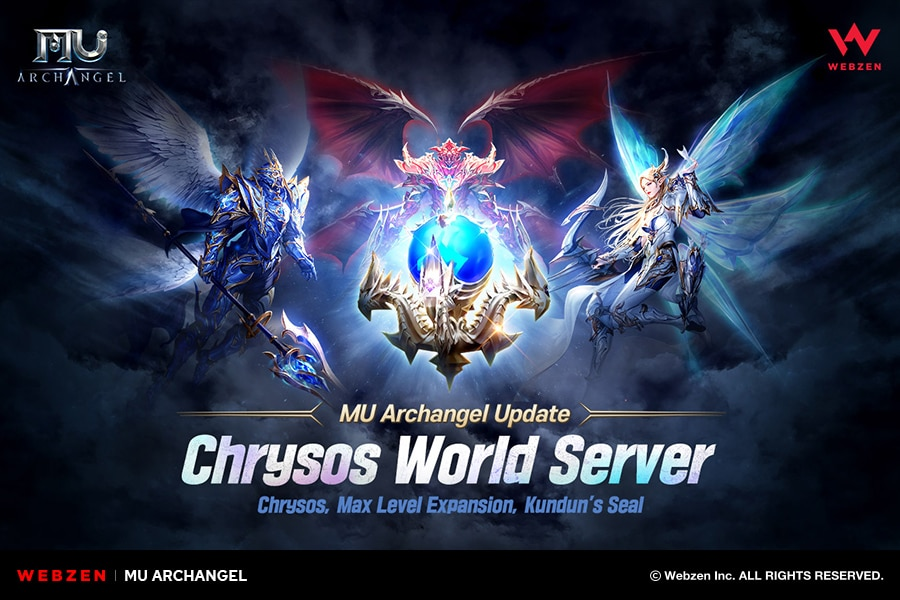MU Archangel gets Chrysos World server and more in its first major content update