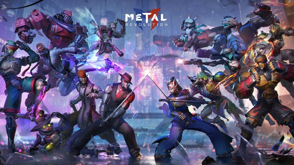 Metal Revolution pre-orders live on Google Play Store