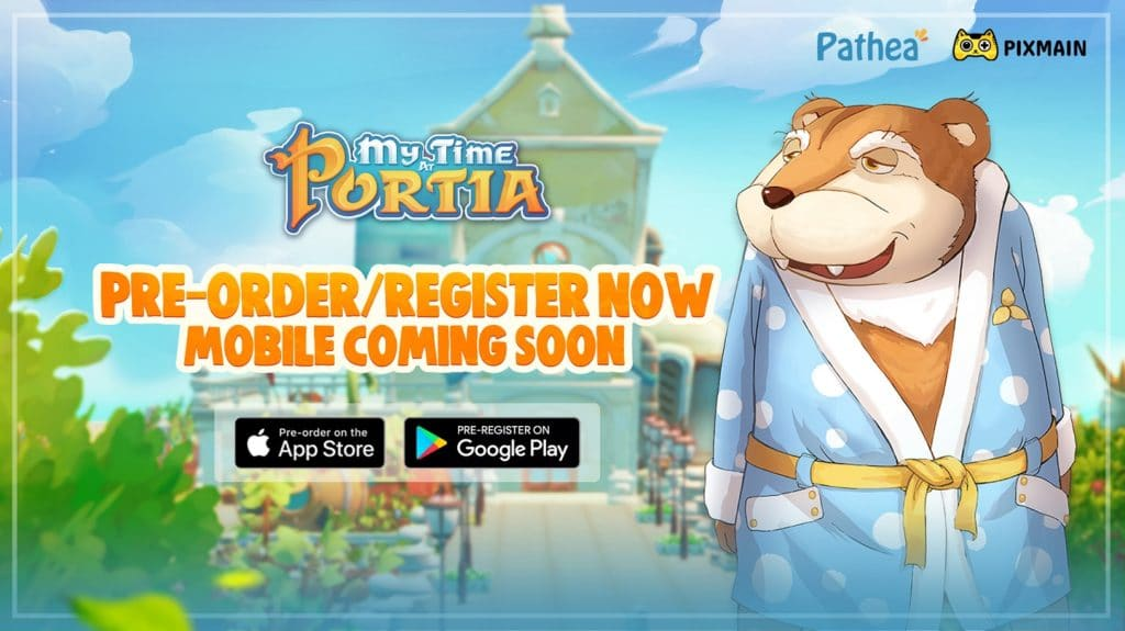 My Time at Portia for Android pre-orders are live