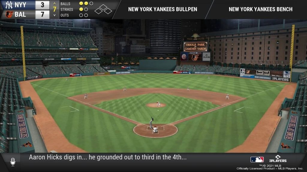 Out of the Park Baseball Go is a pocket version of the classic management game