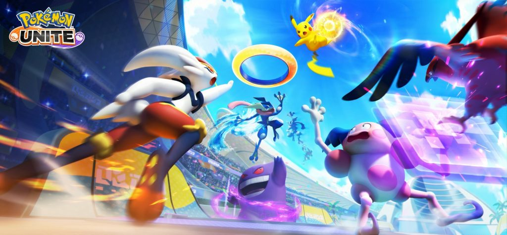 Pokemon Unite is coming to Android in September