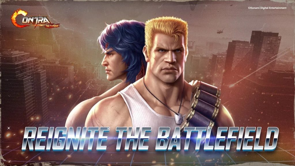 Contra Returns launched on the Google Play Store