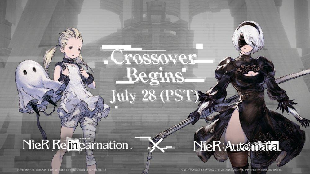 Nier Reincarnation to launch with Nier Automata crossover