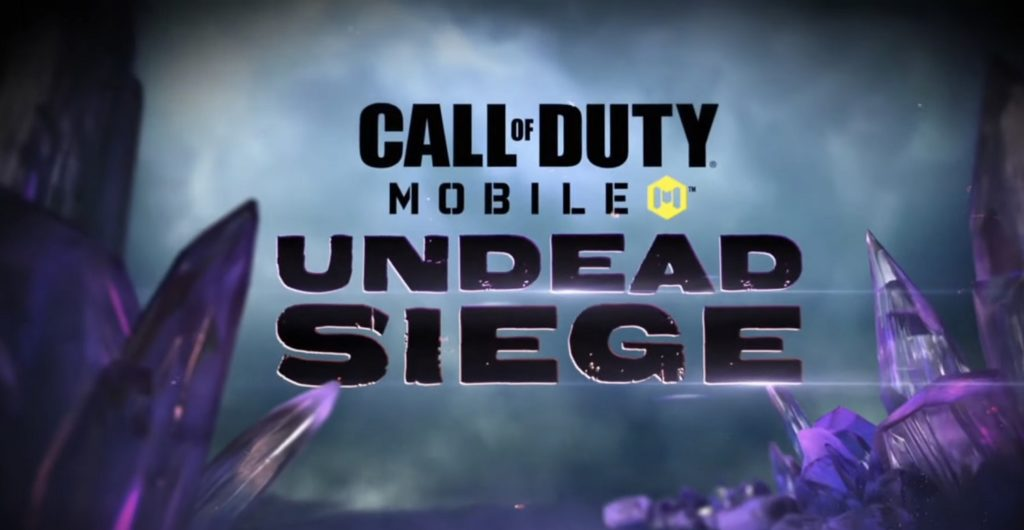 Zombies are making a comeback in Call of Duty Mobile