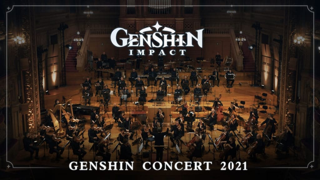 MiHoYo Announces Genshin Impact Global Online Concert