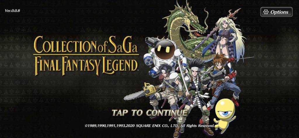 SaGa Final Fantasy Legend Collection Coming To Android Next Month