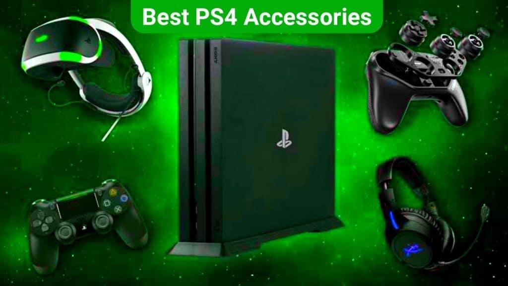 5 Best PS4 Accessories