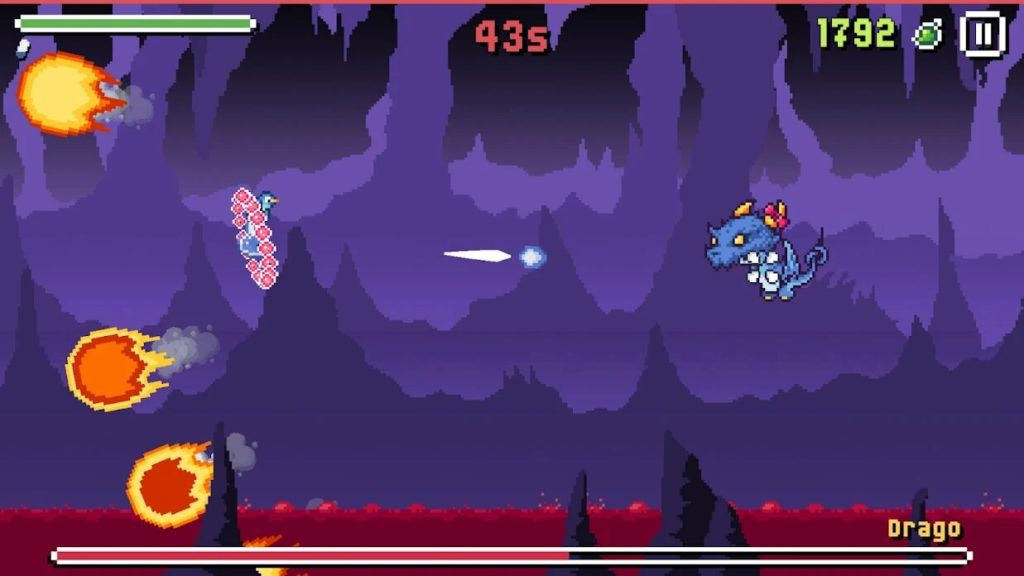 Blon, the auto-running Pixel Platformer, now available for Android