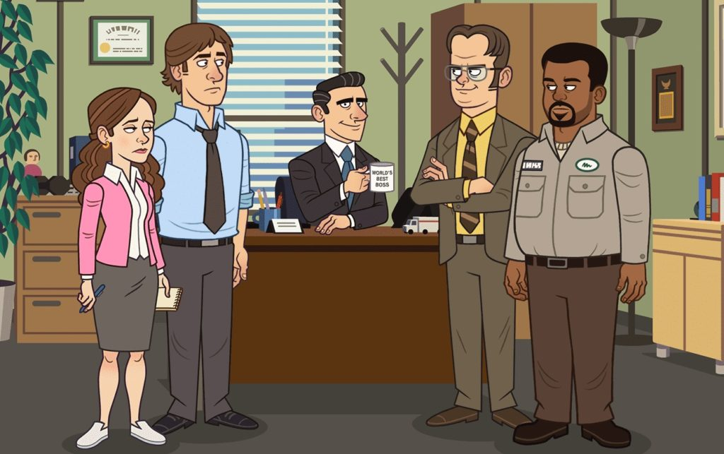 Did anyone want a The Office mobile game? Well there is one coming
