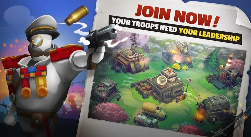 Raise your guns! Mobile launched smoothly in a few regions